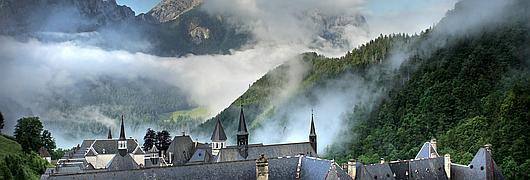 Le monastère de la Grande Chartreuse