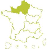 Carte DT Seine Nord