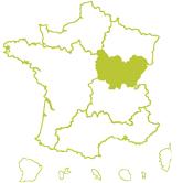 Carte DT Bourgogne Franche-Comté