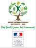2011 Année internationale des forêts + ministère