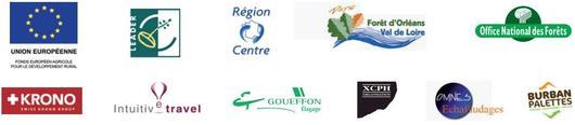 Les logos des partenaires