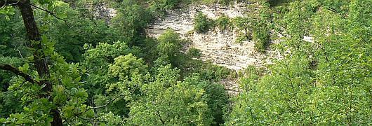 La Grande Fosse, classée monument naturel