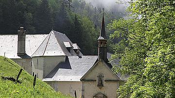 Le site du monastère