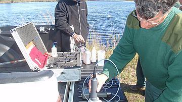 Un laboratoire mobile