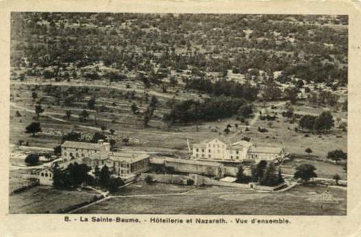Carte postale de l'Hôtellerie