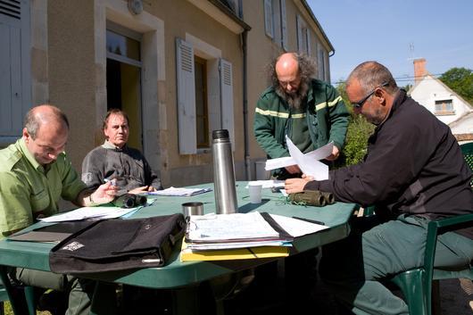 De nombreux projets sont réalisés en collaboration avec les associations naturalistes locales