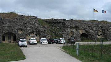 Les grands forts font partie des sites les plus visités du champ de bataille