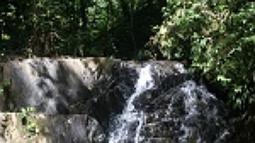 Cascade sur Dékou-Dékou