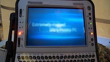 ordinateur de poche