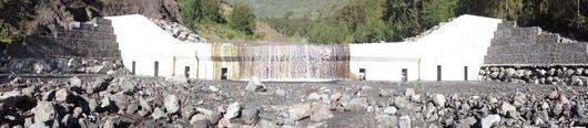 Ouvrage de la ravine Roche à Jacquot