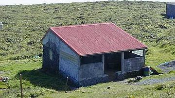 Second refuge de la Montagne Pelée (FDD de la Montagne Pelée)
