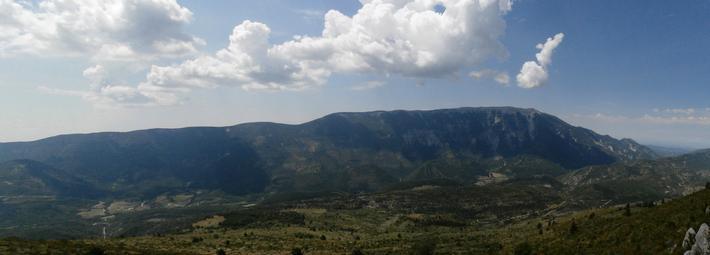 Vue générale de la réserve
