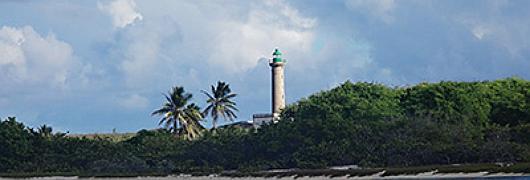 L'île de Petite Terre