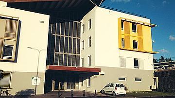 Le bâtiment à St-Phy
