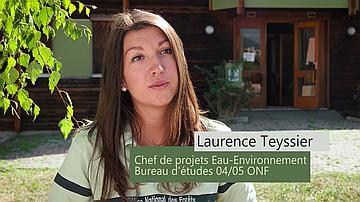 Laurence Teyssier - Chef de projets Eau-Environnement - Bureau d'études 04/05