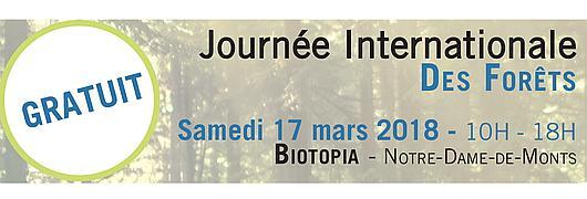 Un événement dédié à la forêt et aux dunes des Pays de Monts, et à leurs multiples usages !