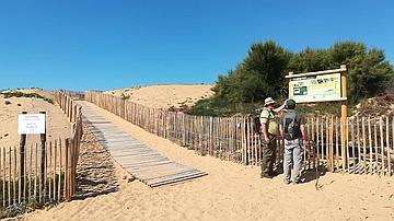 Le bunker de Grand-Pointe n'est aujourd'hui qu'un vieux souvenir. Un panneau vient d'être installé à l'entrée du site pour expliquer cette opération atypique.