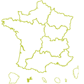 Carte DR Guadeloupe