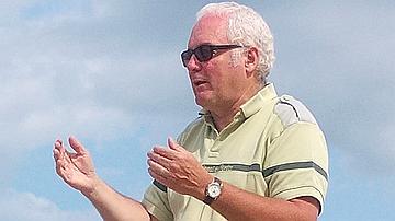 Loïc Gouguet, responsable technique littoral à l'ONF.