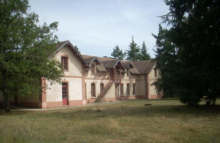 Le Centre pédagogique forestier est situé au cœur de la prestigieuse forêt de Fontainebleau