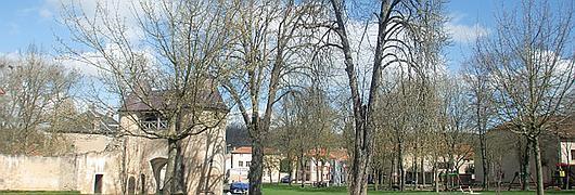 Parc de la place Mesny